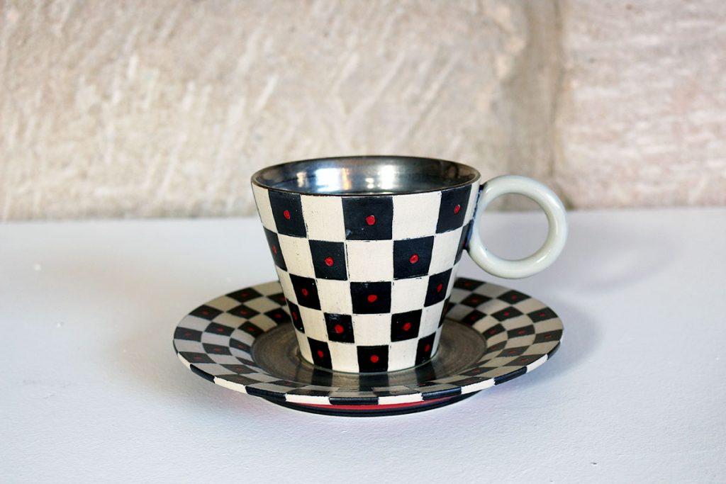 Keramik Kaffeetasse Ton Art Keramik Fürth