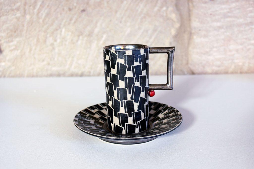 Kaffeetassen Ton Art Keramik by Thomas Kummer