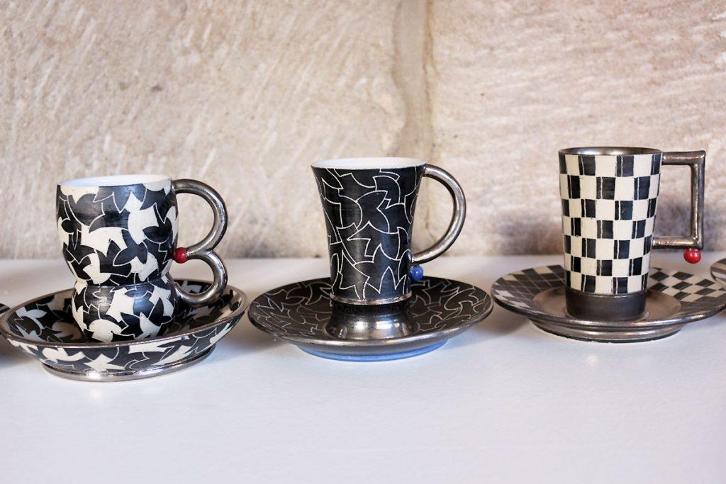 Kaffeetassen Espressotassen Keramik